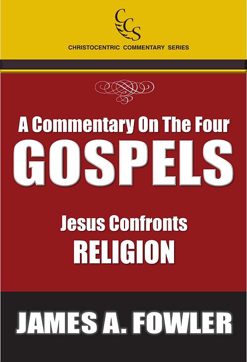 eBook | Gospels, Jesus Confronts Religion