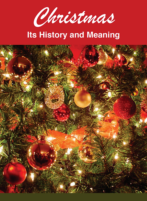 eBook | Christmas, Its History