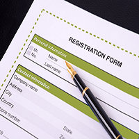 Registration Support