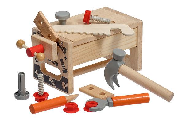 Boîte à Outils - Jouet en bois