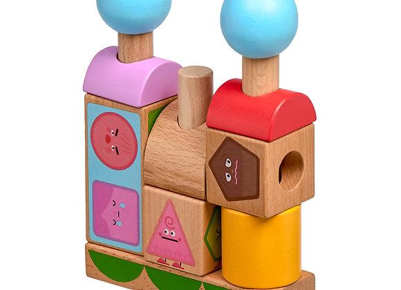 """Figurines et émotions"" Smart stacker"
