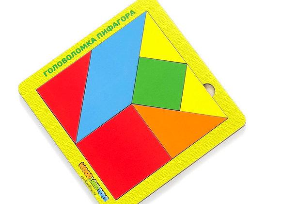 Puzzle 2.0 Pythagore