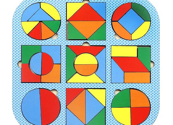 """""""Puzzle"""" Kaleidoscope"""