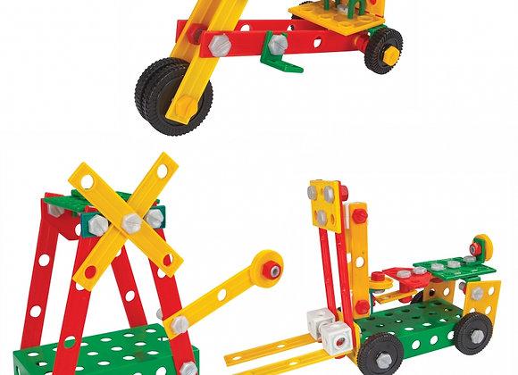 Kit de Construction Blocs, 128 El.