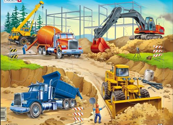 """Puzzle """"Construction"""""""