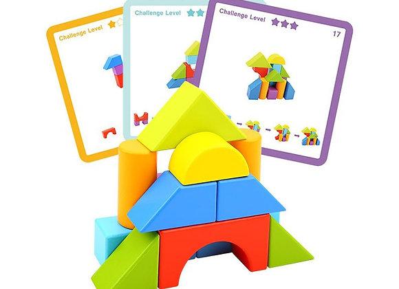 Blocks en bois, Tooky Toy