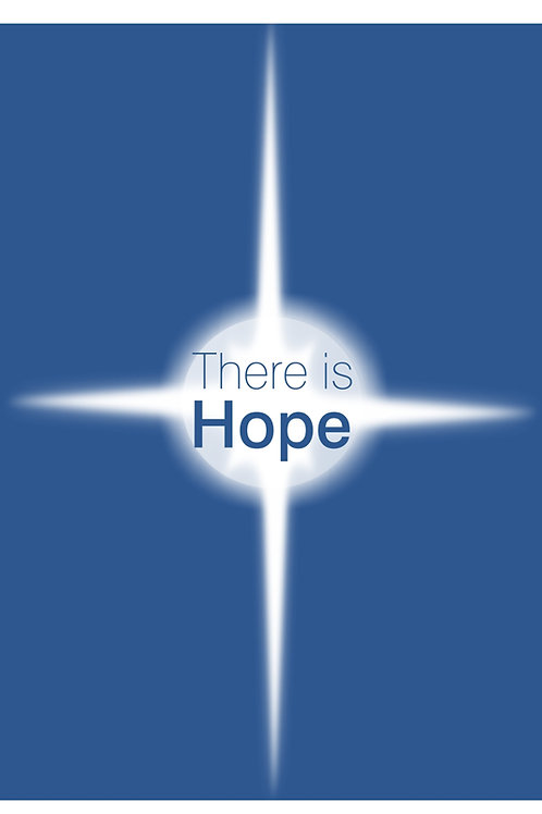 There is Hope Blue