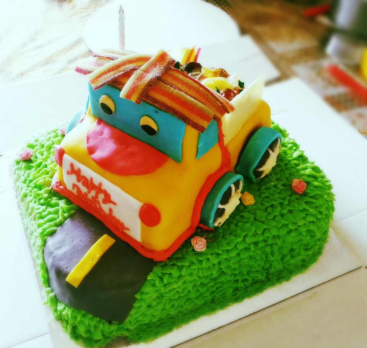 Truck theme