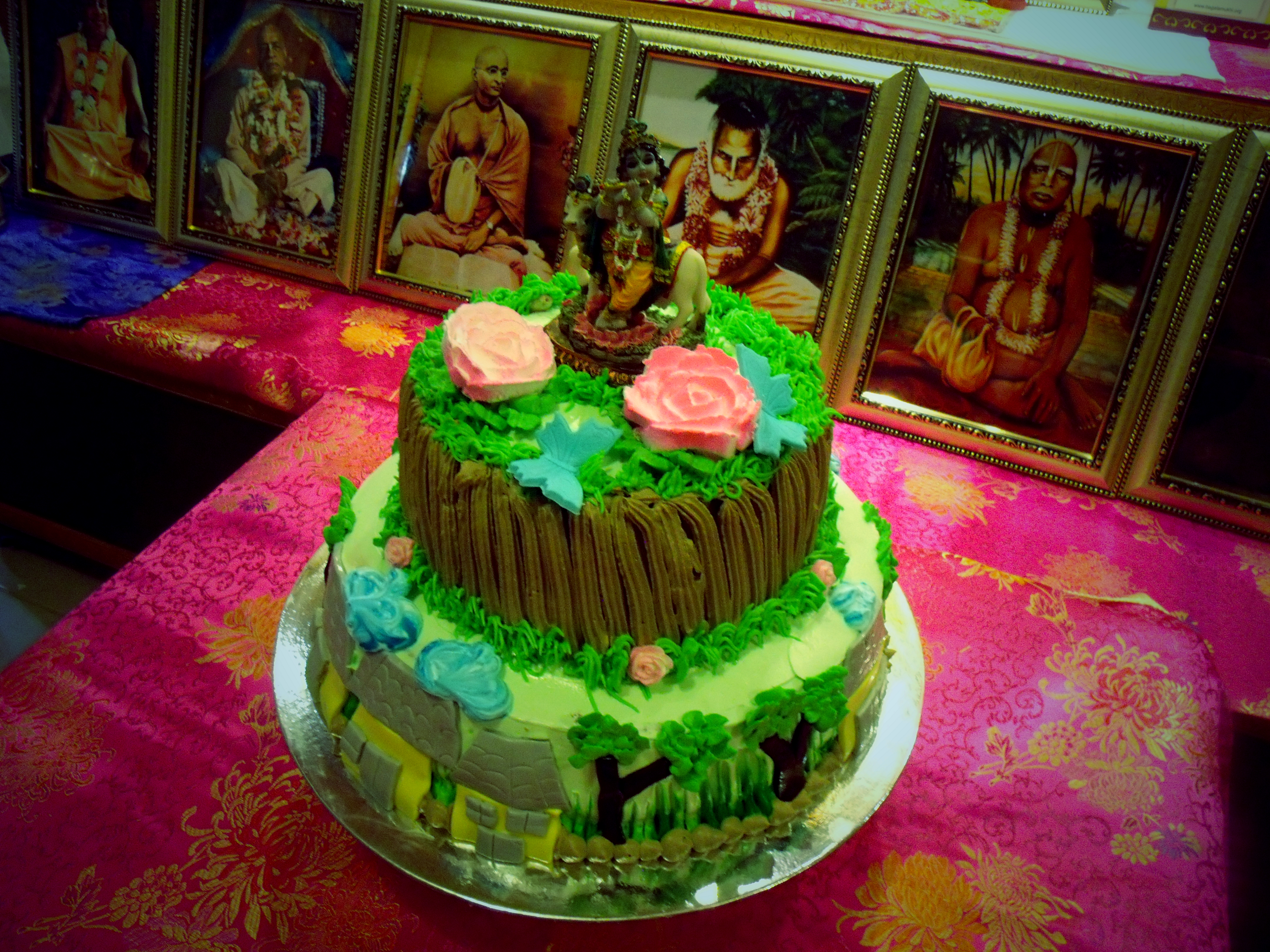 Krishna On Giri Raja Goverdhana.jpg