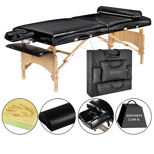 "32"" Xtra Large Gibraltar LX Massage Table"