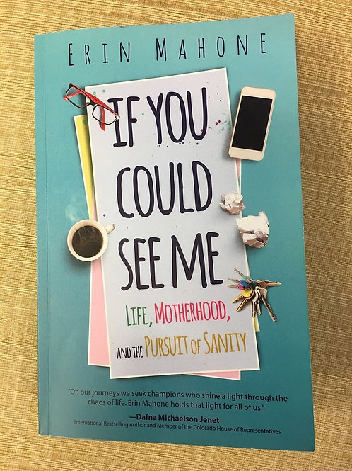 If You Could See Me: Life, Motherhood, and the Pursuit of Sanity
