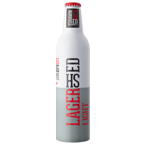 LagerShed Light The Big Large 473 mL Aluminum Bottles