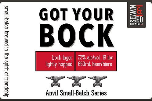 Got Your Bock 4-Pack - Online Only