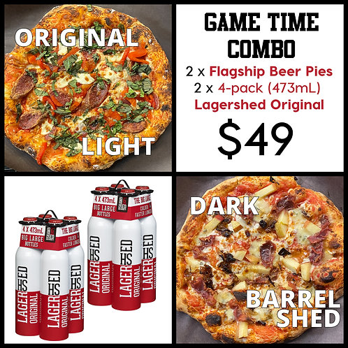 The Game Time Combo