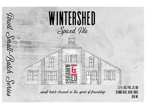 WinterShed Spiced Ale  4-Pack - Online Only
