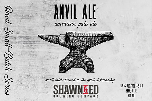 Anvil Ale - 4-Pack - Online Only