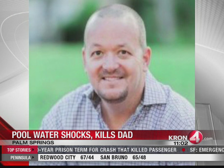 Burlingame Man Dies While Trying To Save Children From Electrified Pool In Palm Springs