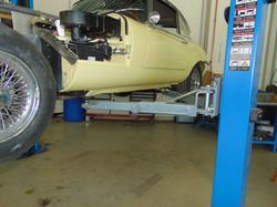 Bens Oldtimer Service Jaguar