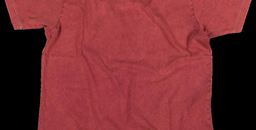 T-Shirt Juan Rot -Front-