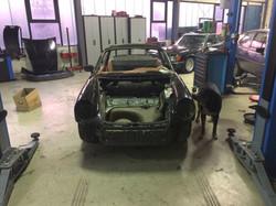 Bens Oldtimer Service Porsche76Targa