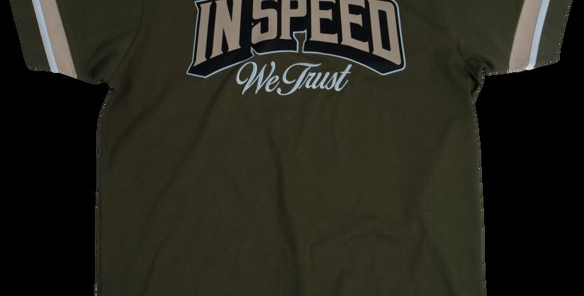 T-Shirt Don Grün -Front-