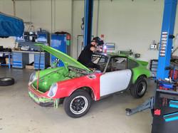 Bens Oldtimer Service Porsche 75