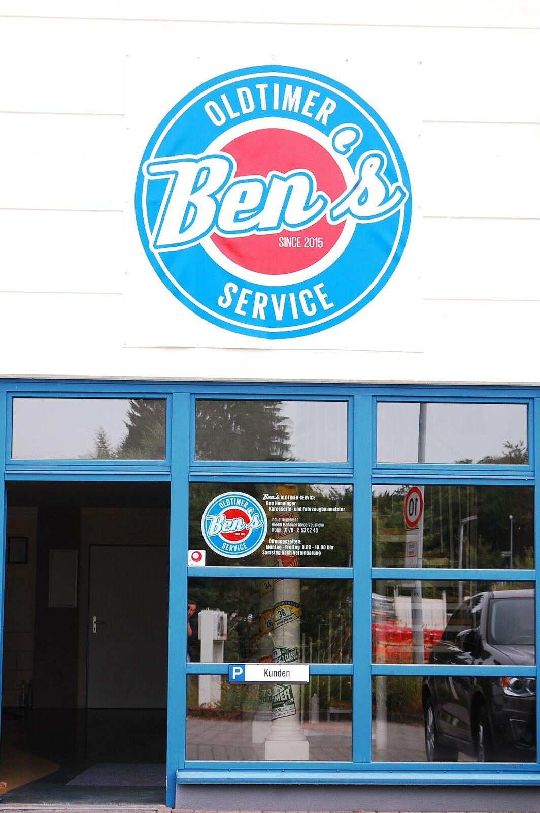 Bens Oldtimer Service
