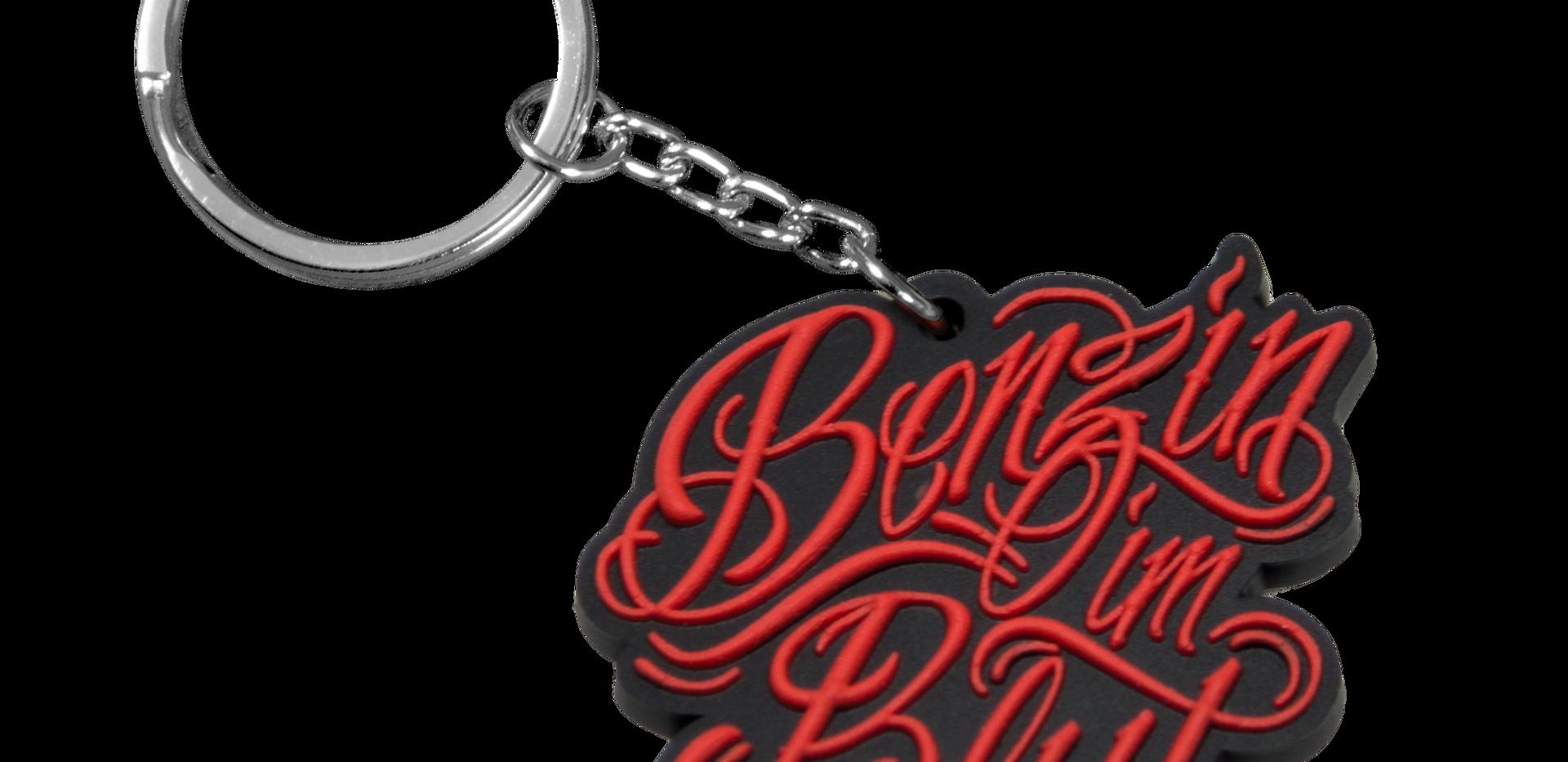 Keychain Benzin im Blut