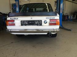 Bens Oldtimer Service BMW 2002