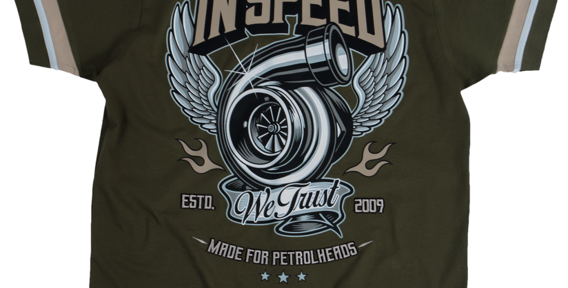 T-Shirt Don Grün