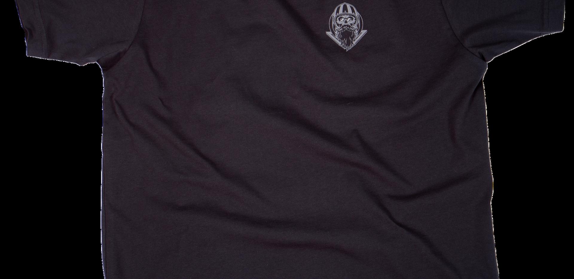 T-Shirt Wolfgang Grau