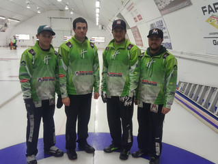 Great Curling last weekend at the Viterra Berth