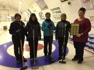 Ladies Bonspiel Winners