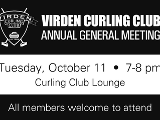 Annual General Meeting Oct 11