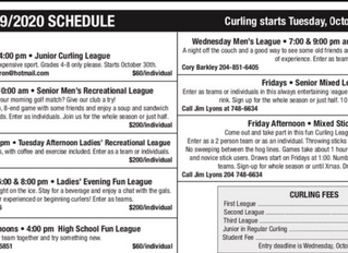 Schedule and Sign Up is here!