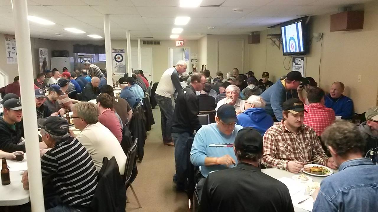 Mens Bonspiel Banquet 2015