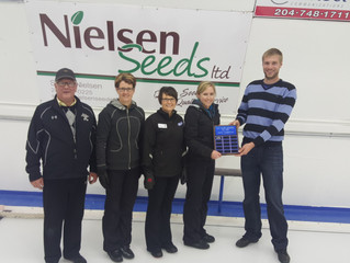 Team Hayward repeats as Social Bonspiel Champs