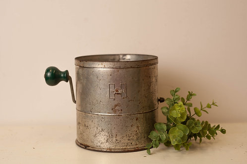 Old Flour Sifter