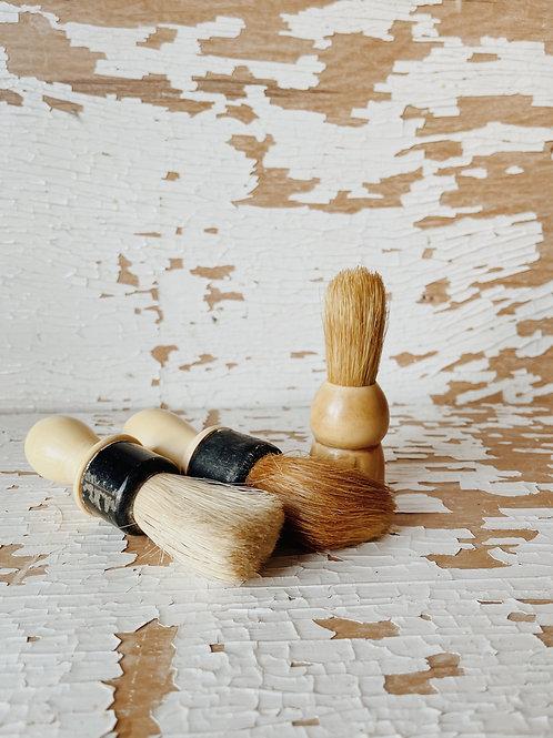 Shaving Brushes (set of 3)