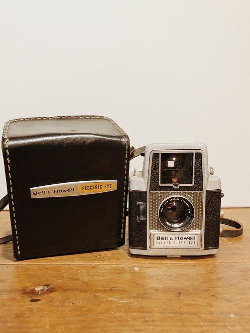 Vintage Bell & Howell Camera
