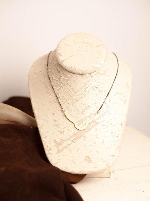 Scallop Necklace