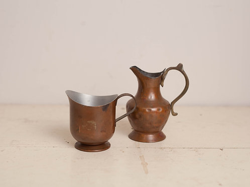 Pr. Copper Pieces