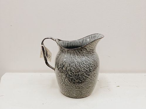 Grey Granite Pitcher