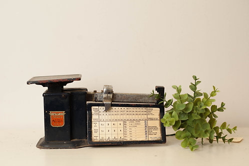 Old Postal Scale