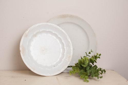 Pr. Ironstone Plates