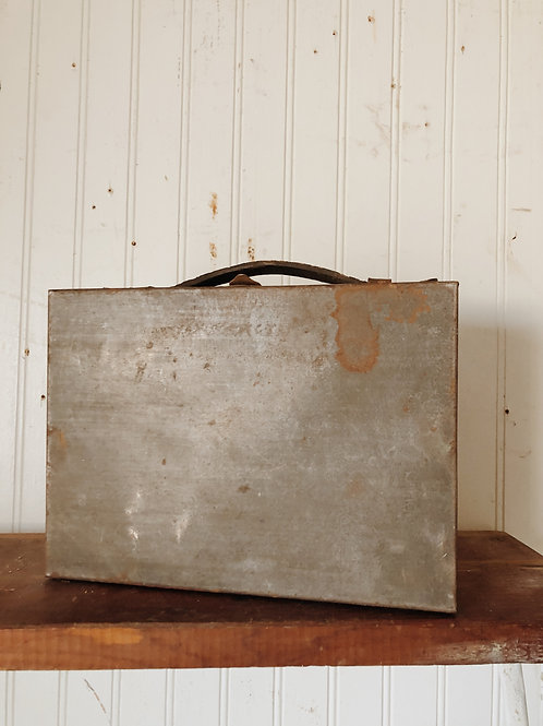 Vintage Lunchbox with Thermos