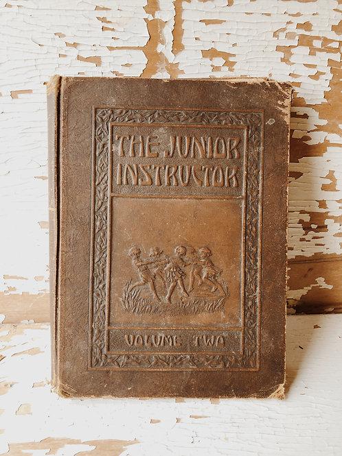 Junior Instructor Book