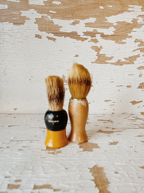 Shaving Brushes (set of 2)