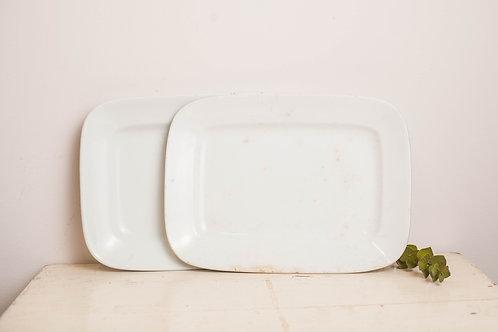Pr Ironstone Platters
