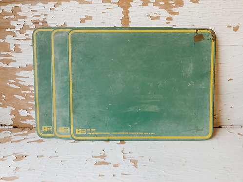 Small Chalkboards (set of 3)